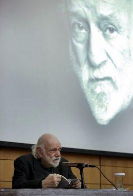 Τίμησαν τον Νάνο Βαλαωρίτη για τα 90 του στο Μέγαρο Μουσικής