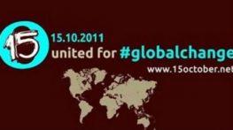 «Παγκόσμιος Ξεσηκωμός» στις 15 Οκτώβρη