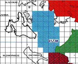 Οι χάρτες των πρώτων ερευνών για πετρέλαιο στην Ελλάδα