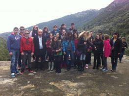 Eυχαριστήριο Γυμνασίου & Λυκειακών Τάξεων Μεγανησίου προς Δήμαρχο κ.Στάθη Ζαβιτσάνο