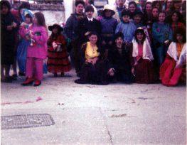Απόκριες 1991…Το Μεγανήσι δήλωσε παρόν!