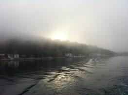 Μέρες ομίχλης !