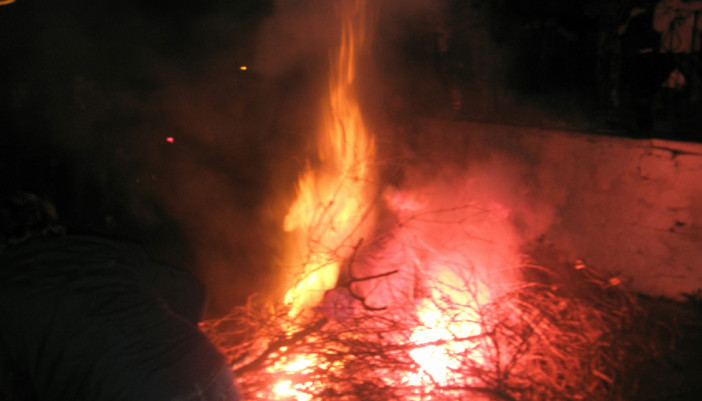Ο «Ιούδας» για μια ακόμα χρονιά στην πυρά!
