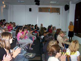 Ευχαριστήριο Γυμνασίου και Γενικών Λυκειακών Τάξεων Μεγανησίου για την εκδήλωση παρουσιάσεων