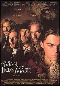 «Ο άνθρωπος με την σιδερένια μάσκα» από την ΚΛ
