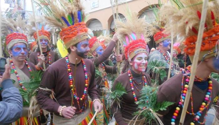 Από το Καρναβάλι της Λευκάδας