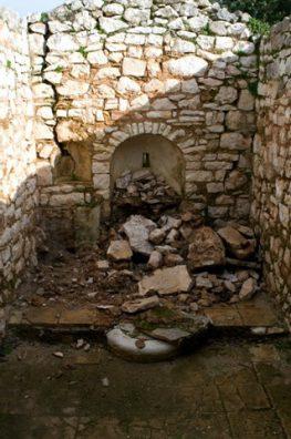 Ανακοίνωση Ιερέων Μεγανησίου για την βεβήλωση της εκκλησσίας Αγίου Γρηγορίου στο Κεφάλι