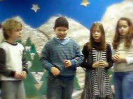 Χριστουγεννιάτικη γιορτή Δημοτικού Σχολείου Μεγανησίου