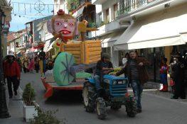 Πρόγραμμα Καρναβαλικών Εκδηλώσεων 2012 Λευκάδας