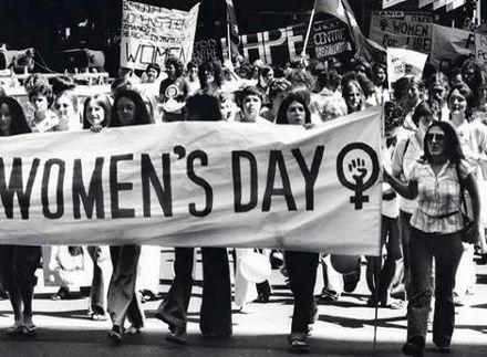 Διεθνής Ημέρα της Γυναίκας