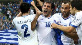 Παλικαρίσια νίκη: η Ελλάδα στους 8 του EURO!