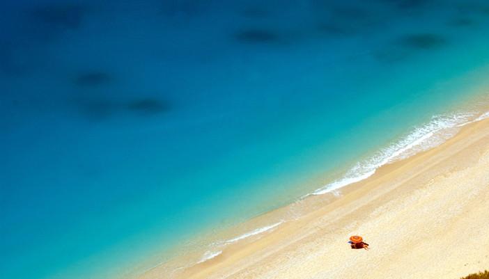 Λευκάδα,οι καλύτερες παραλίες της Μεσογείου !