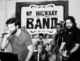 Συνέντευξη των Mr Highway Band στο Think Free E-Magazine