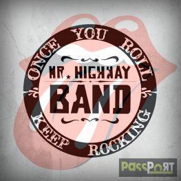 Οι Mr Highway Band στη παρουσίαση Βιογραφίας του Mick Jagger στο Passport