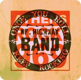 Οι Mr Highway Band στον ROCK FM στην εκπομπή του Γιάννη Λεουνάκη