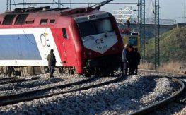 Εκτροχιάστηκε τρένο με Μεγανησιώτες μεταξύ των επιβατών με αίσιο τέλος