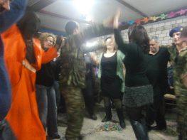 Ο Αποκριάτικος χορός  στον «Γάτζο»