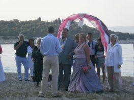Ρομαντικός γάμος στο Φανάρι…