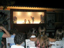 Βραδιές Θεάτρου Σκιών στο Μεγανήσι