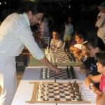 Την Κυριακή ο αγώνας σκάκι Σιμουλτανέ στο Βαθύ