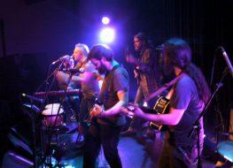 Οι Mr Highway Band με το Χρήστο Θηβαίο στο Passport