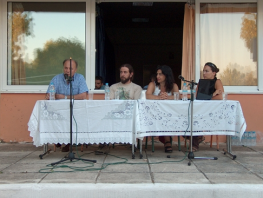 Νένα Γαλανίδου, η αρχαιολόγος που έφερε το Μεγανήσι στο επίκεντρο του επιστημονικού ενδιαφέροντος