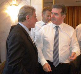 Συνάντηση Περιφερειάρχη Ιονίων Νήσων με Υπουργό, Υφυπουργό και ειδική Γραμματέα  Υπουργείου Ανάπτυξης, Ανταγωνιστικότητας & Ναυτιλίας