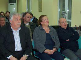 Μήνυμα Δημάρχου Λευκάδας Κώστα Αραβανή για την απώλεια του Θόδωρου Αγγελόπουλου