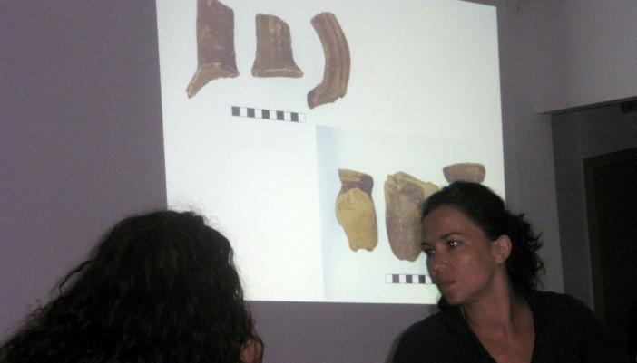 Εκδήλωση για τις αρχαιολογικές ανακαλύψεις στο Μεγανήσι