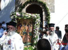 Με λαμπρότητα εορτάστηκε η πολιούχος της Λευκάδας Παναγία η Φανερωμένη