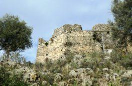 Φρούριο του Τεκέ ή Κάστρο του Γρίβα: Ο «φτωχός συγγενής»