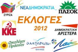 Εκλογές 2012-Πρώτα αποτελέσματα Μεγανησίου (UPDATE!)
