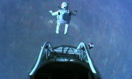 Red Bull Stratos – Ελεύθερη πτώση από την άκρη του διαστήματος !