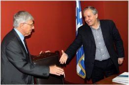 Οικονομική ανάσα στους Δήμους υποσχέθηκε ο Γιαννίτσης