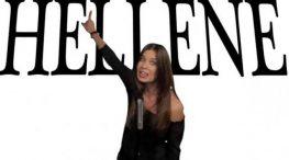 Κατερίνα Μουτσάτσου: «I'm Hellene,not Greek»