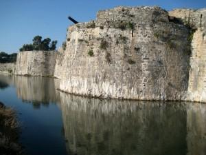 Το Κάστρο της Αγίας Μαύρας