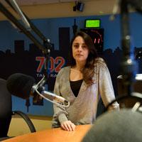 Katy Katopodis: Ένα πορτραίτο της Μεγανησιώτισσας δημοσιογράφου