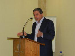 Αποχαιρετιστήρια ομιλία κ.Σπύρου Μαργέλη ως  βουλευτή Λευκάδας
