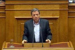 Ομιλία Βουλευτή Λευκάδας κ.Σπύρου Μαργέλη στη βουλή για την αναδιάταξη του ελληνικού χρέους