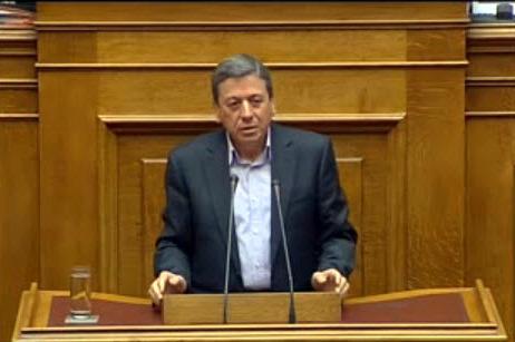 H ομιλία του Βουλευτή Λευκάδας Μαργέλη Σπύρου για το νέο Πειθαρχικό Δίκαιο Δημοσίων Υπαλλήλων