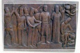 Η στάση των χωρικών στην Λευκάδα το 1819