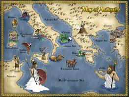 Πρόταση για δημιουργία Θεματικού Πάρκου για τον περίπλου του Οδυσσέα