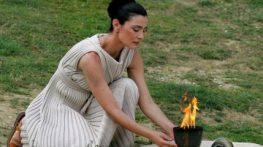 Σήμερα η αφή της Ολυμπιακής Φλόγας