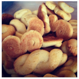 Οι συνταγές της Μίκας…πασχαλινά κουλουράκια.
