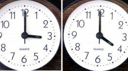 Αλλαγή της ώρας σήμερα τα ξημερώματα