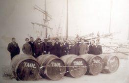 Το συλλαλητήριο των αμπελουργών της Λευκάδας του 1935