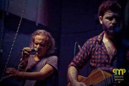 Οι Mr Highway Band με τον Χρήστο Θηβαίο στην Θεσσαλονίκη