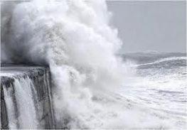 Θυελλώδεις άνεμοι στο Μεγανήσι (updated)