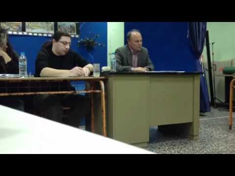 6η Συνεδρίαση Δημοτικού Συμβουλίου 29/3/12