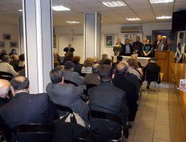 Κοπή πίτας Συλλόγου Λευκαδίων Αττικής «Η Αγία Μαύρα» & Ομοσπονδίας Λευκαδίτικων Συλλόγων